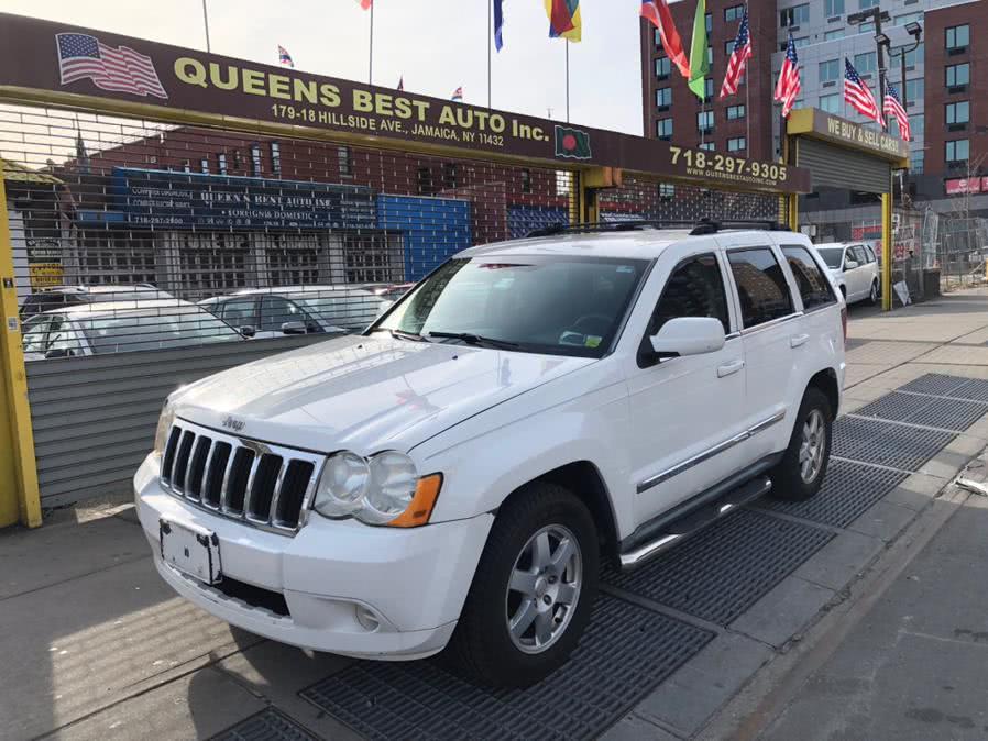 Used 2009 Jeep Grand Cherokee in Jamaica, New York   Queens Best Auto, Inc.. Jamaica, New York