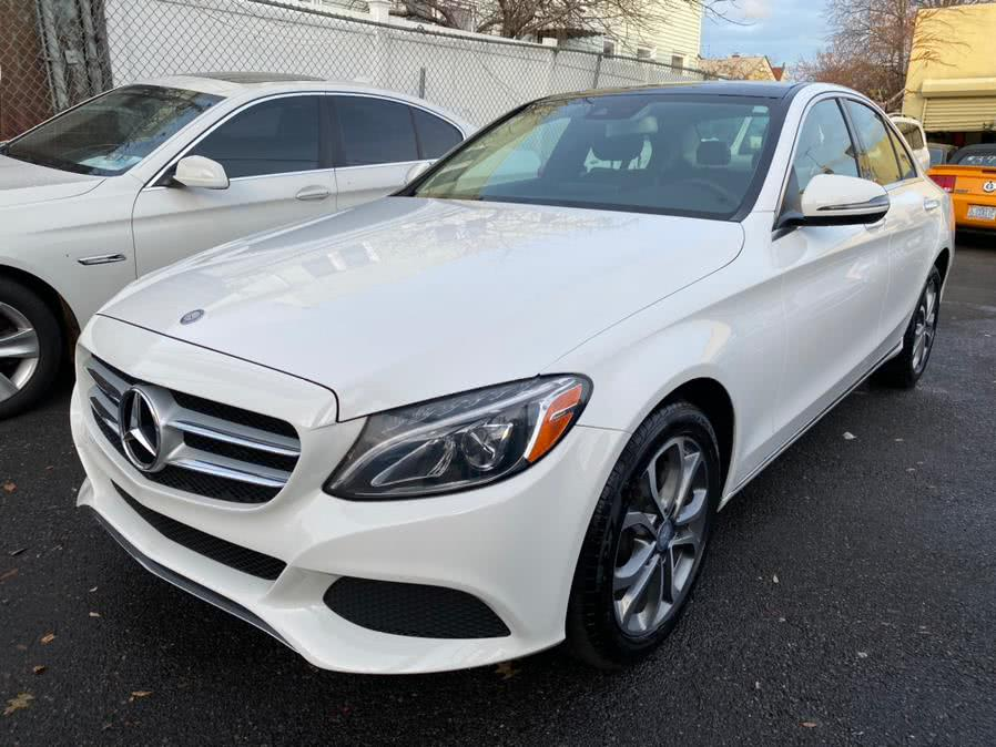 Used 2016 Mercedes-Benz C-Class in Jamaica, New York | Sunrise Autoland. Jamaica, New York