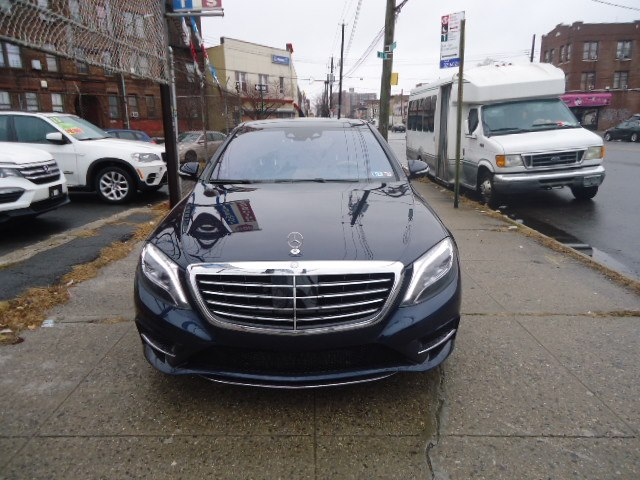 Used Mercedes-Benz S-Class 4dr Sdn S 550 4MATIC AMG PKG Loaded 2015 | Top Line Auto Inc.. Brooklyn, New York