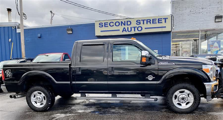 Used 2011 Ford Super Duty F-350 Srw in Manchester, New Hampshire | Second Street Auto Sales Inc. Manchester, New Hampshire
