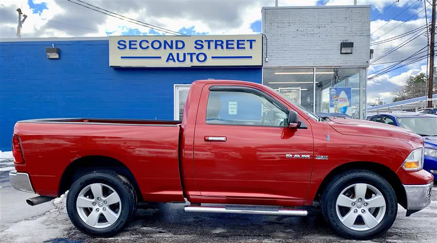 Used 2010 Dodge Ram 1500 in Manchester, New Hampshire | Second Street Auto Sales Inc. Manchester, New Hampshire
