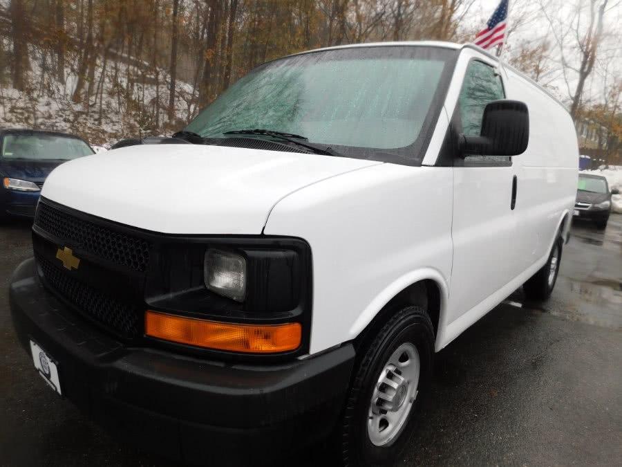Used 2012 Chevrolet Express Cargo Van in Watertown, Connecticut | Watertown Auto Sales. Watertown, Connecticut