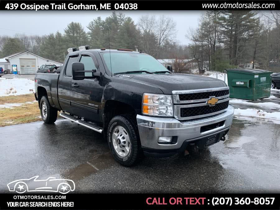 Used 2011 Chevrolet Silverado 2500HD in Gorham, Maine | Ossipee Trail Motor Sales. Gorham, Maine