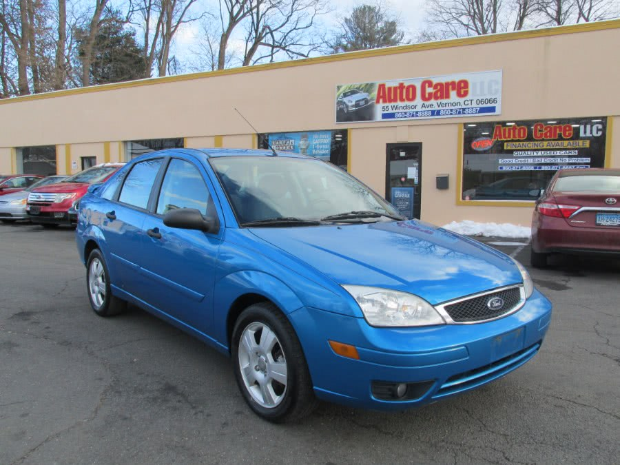 Used Ford Focus 4dr Sdn SES 2007 | Auto Care Motors. Vernon , Connecticut