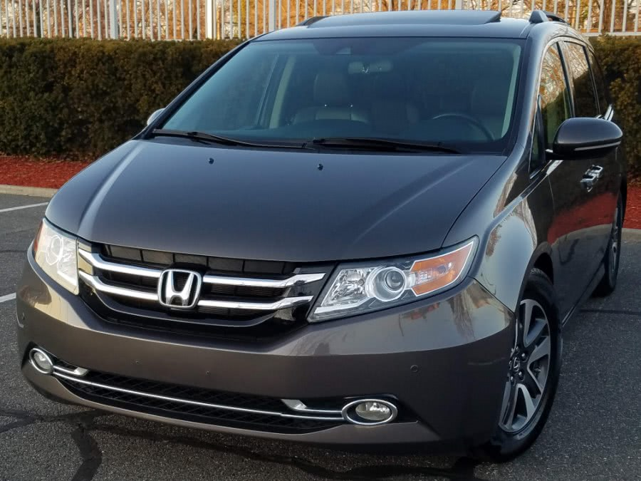 Used 2015 Honda Odyssey Touring w/Leather,Navigation,DVD, in Queens, New York