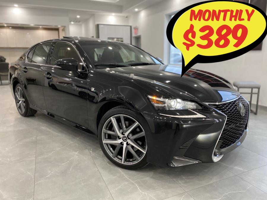 2017 Lexus GS GS 350 F Sport AWD, available for sale in Franklin Square, New York | Luxury Motor Club. Franklin Square, New York