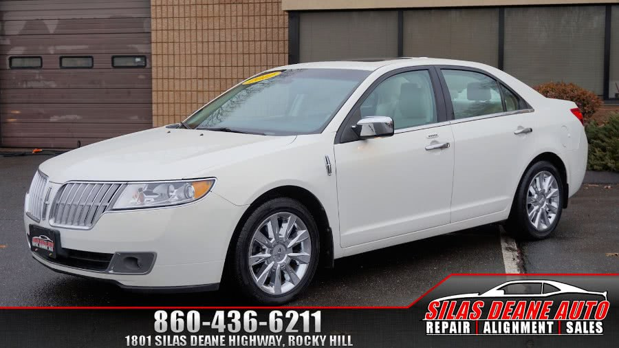Used 2012 Lincoln MKZ in Rocky Hill , Connecticut | Silas Deane Auto LLC. Rocky Hill , Connecticut