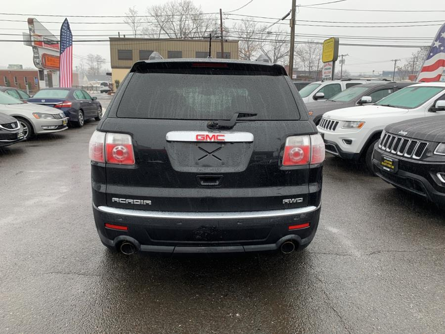 Used GMC Acadia AWD 4dr Denali 2012 | Auto Store. West Hartford, Connecticut