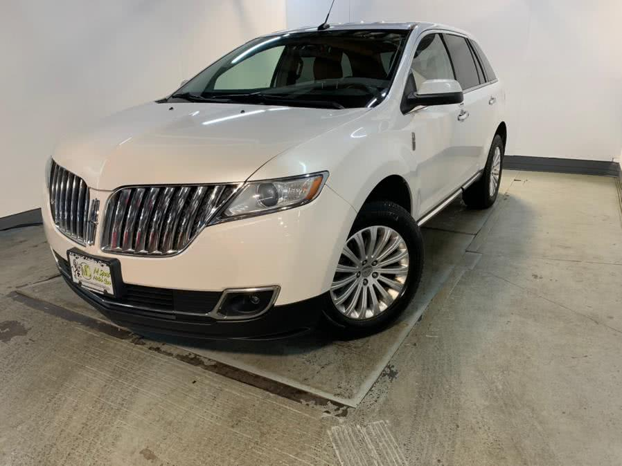 Used 2013 Lincoln MKX in Hillside, New Jersey | M Sport Motor Car. Hillside, New Jersey