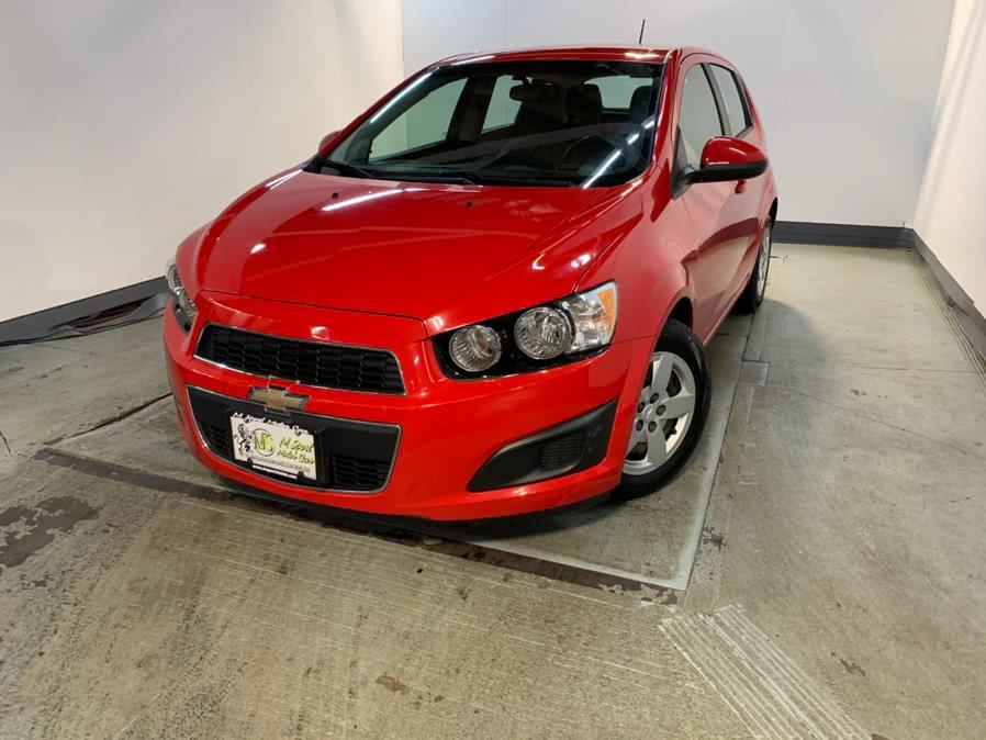 Used 2015 Chevrolet Sonic in Hillside, New Jersey | M Sport Motor Car. Hillside, New Jersey