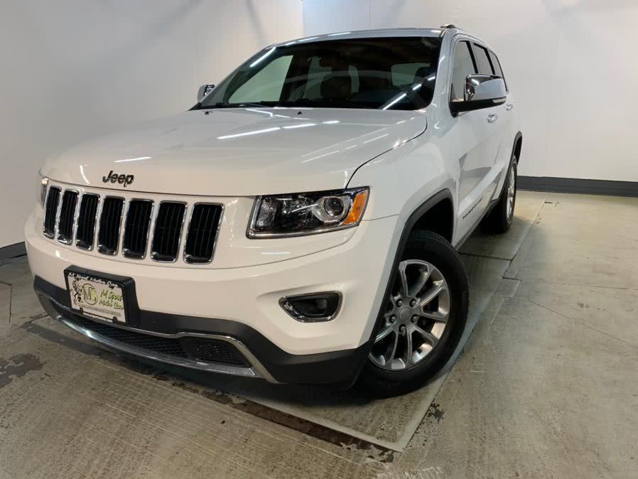 Used 2016 Jeep Grand Cherokee in Lodi, New Jersey | European Auto Expo. Lodi, New Jersey