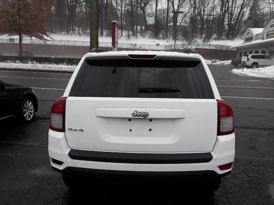 2014 Jeep Compass 4WD 4dr Sport, available for sale in Watertown, Connecticut | Bart's Automotive Sales. Watertown, Connecticut