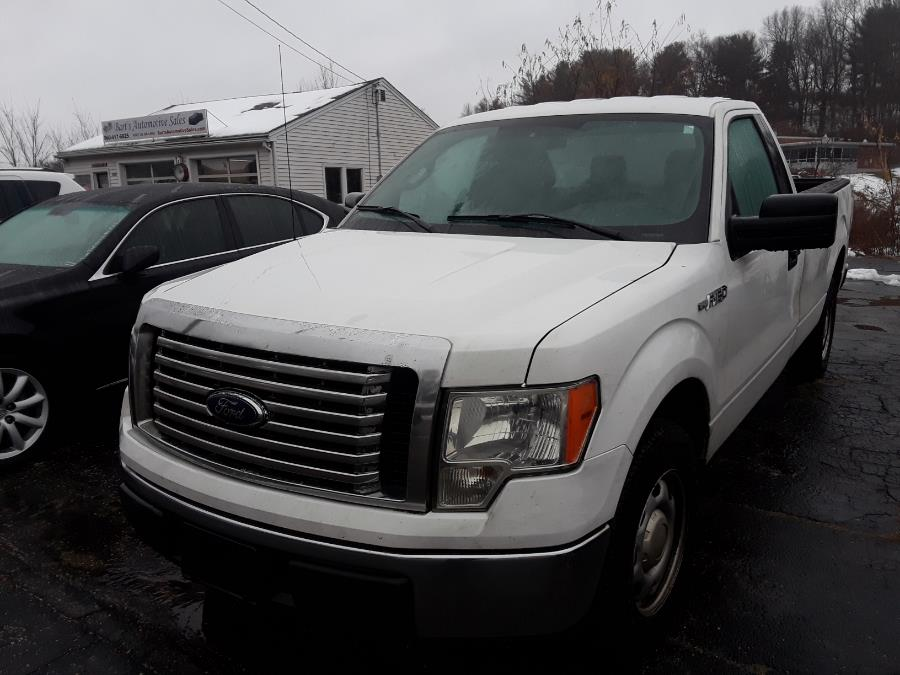 """Used Ford F-150 2WD Reg Cab 145"""" XL 2013 
