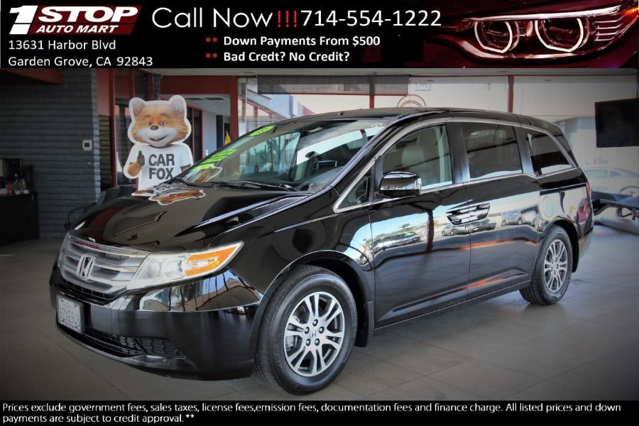 Used 2013 Honda Odyssey in Garden Grove, California | 1 Stop Auto Mart Inc.. Garden Grove, California