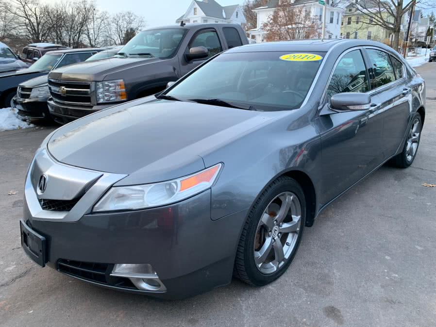 Used 2010 Acura TL in New Britain, Connecticut | Central Auto Sales & Service. New Britain, Connecticut