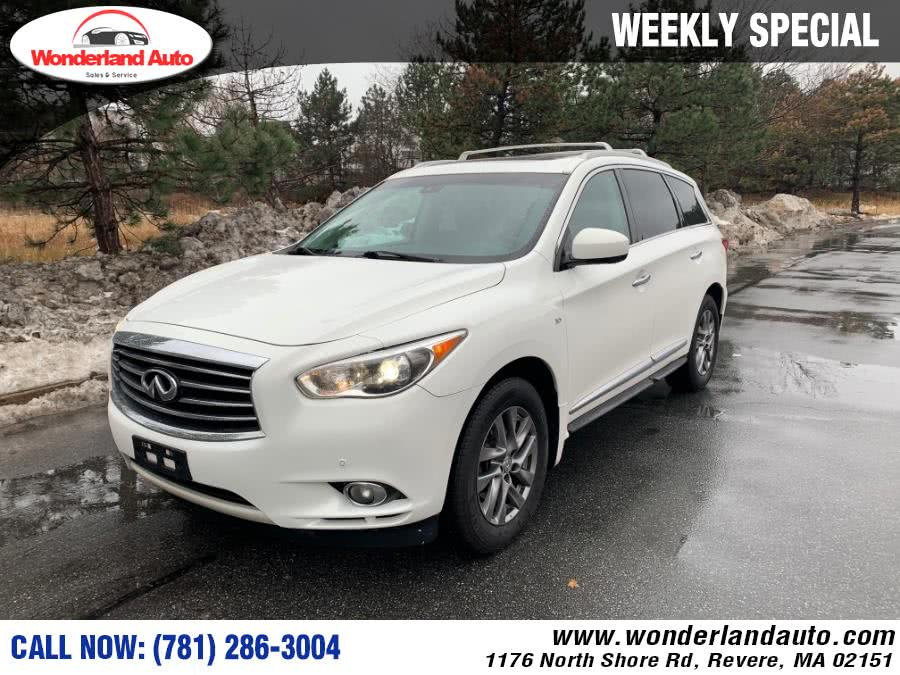 Used 2014 Infiniti QX60 in Revere, Massachusetts | Wonderland Auto. Revere, Massachusetts