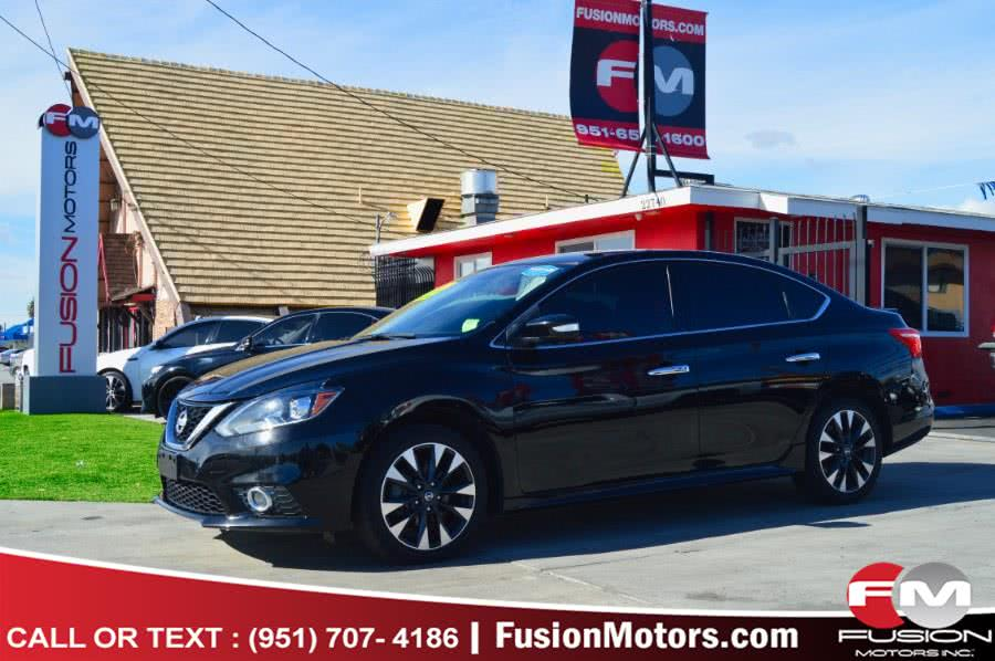 Used 2017 Nissan Sentra in Moreno Valley, California | Fusion Motors Inc. Moreno Valley, California