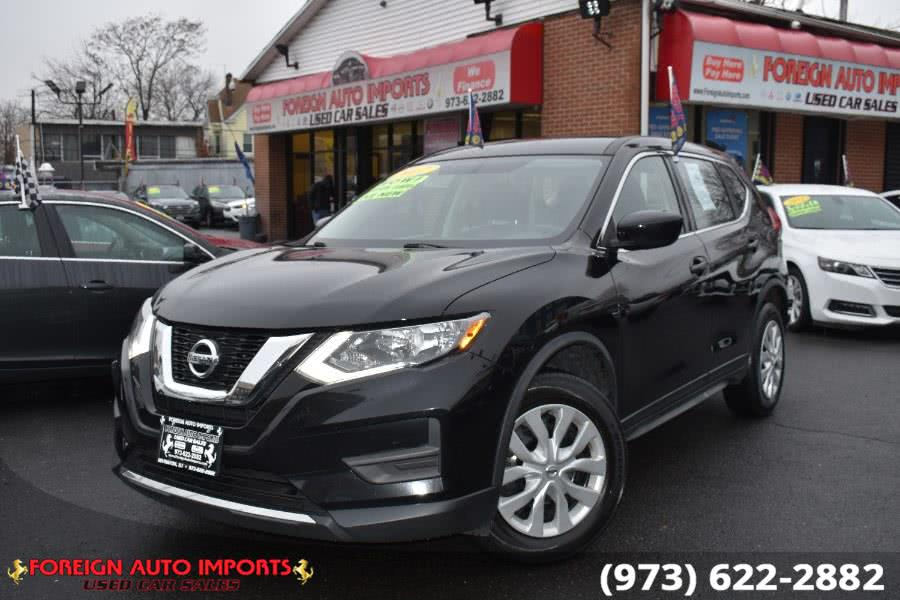 Used 2017 Nissan Rogue in Irvington, New Jersey | Foreign Auto Imports. Irvington, New Jersey