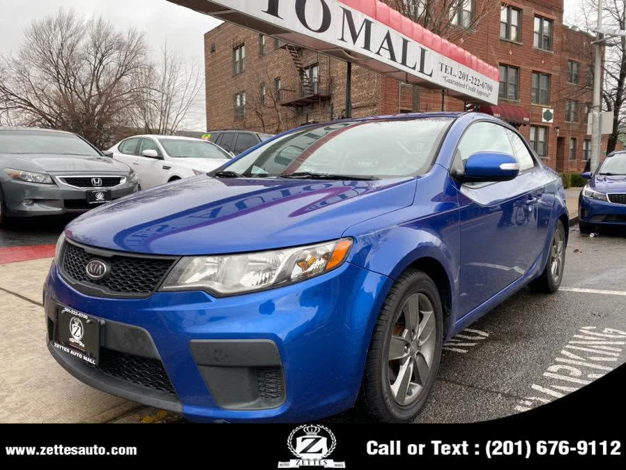 Used 2010 Kia Forte Koup in Jersey City, New Jersey | Zettes Auto Mall. Jersey City, New Jersey