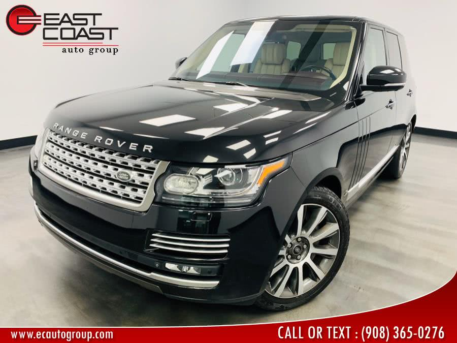 Used 2014 Land Rover Range Rover in Linden, New Jersey | East Coast Auto Group. Linden, New Jersey