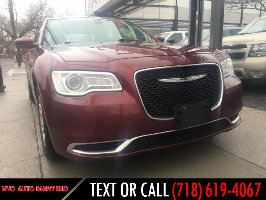 Used 2016 Chrysler 300 in Brooklyn, New York | NYC Automart Inc. Brooklyn, New York