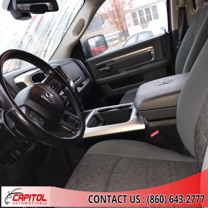 "Used Ram 1500 4WD Crew Cab 140.5"" Big Horn 2016 | Capitol Automotive 2 LLC. Manchester, Connecticut"