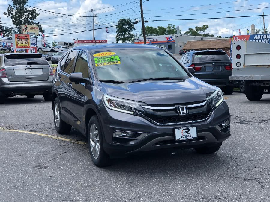 Used 2016 Honda CR-V in Lowell, Massachusetts | Revolution Motors . Lowell, Massachusetts