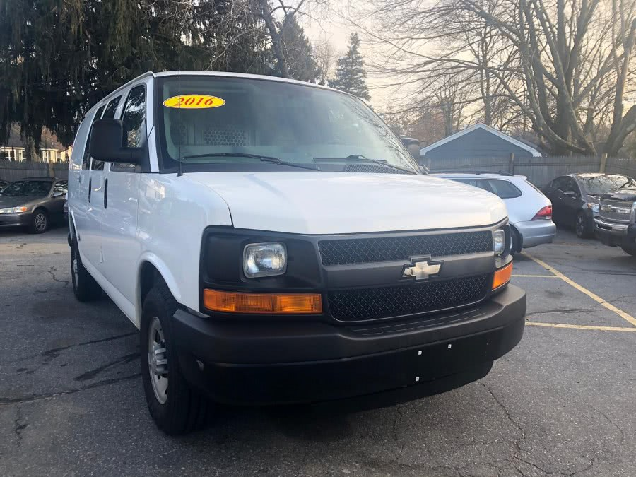 Used 2016 Chevrolet Express in Lowell, Massachusetts | Revolution Motors . Lowell, Massachusetts