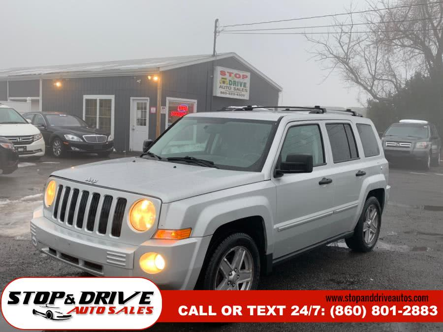 Used 2008 Jeep Patriot in East Windsor, Connecticut | Stop & Drive Auto Sales. East Windsor, Connecticut