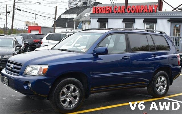 Used 2006 Toyota Highlander in Lodi, New Jersey | Bergen Car Company Inc. Lodi, New Jersey