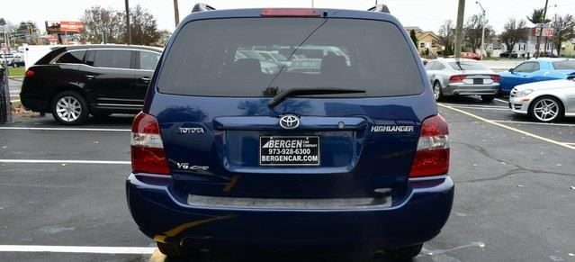 2006 Toyota Highlander V6, available for sale in Lodi, New Jersey   Bergen Car Company Inc. Lodi, New Jersey