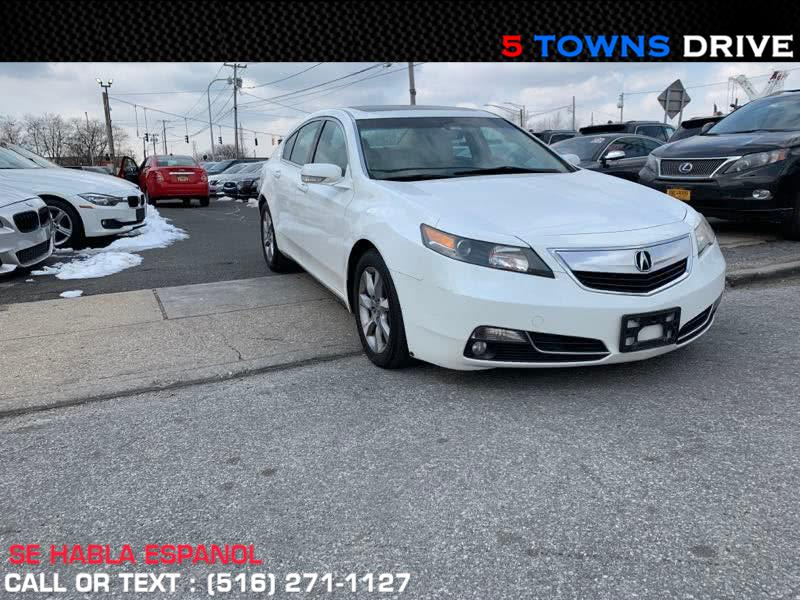 Used 2012 Acura TL in Inwood, New York | 5townsdrive. Inwood, New York
