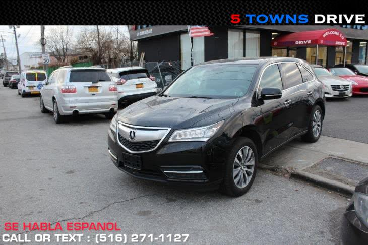 Used 2014 Acura MDX in Inwood, New York | 5townsdrive. Inwood, New York