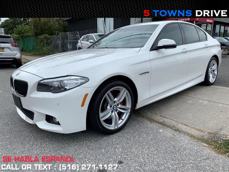Used 2016 BMW 5 Series in Inwood, New York | 5townsdrive. Inwood, New York
