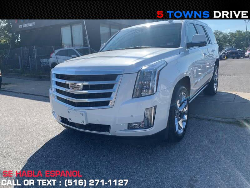Used 2016 Cadillac Escalade in Inwood, New York | 5townsdrive. Inwood, New York