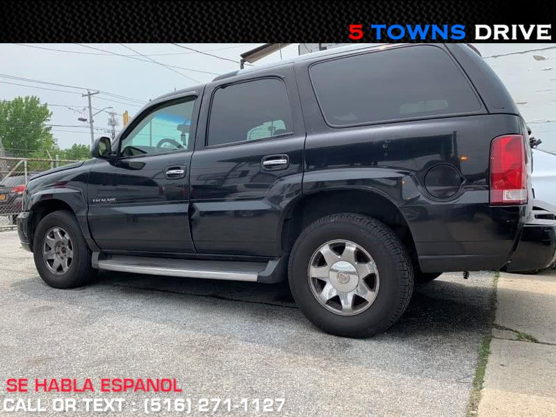 2003 Cadillac Escalade 4dr AWD, available for sale in Inwood, New York | 5 Towns Drive. Inwood, New York