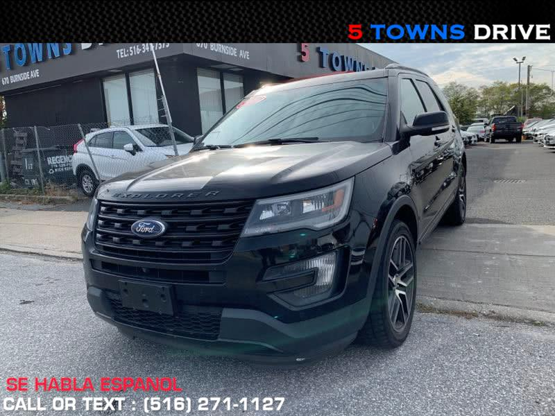 Used Ford Explorer 4WD 4dr Sport 2016 | 5 Towns Drive. Inwood, New York