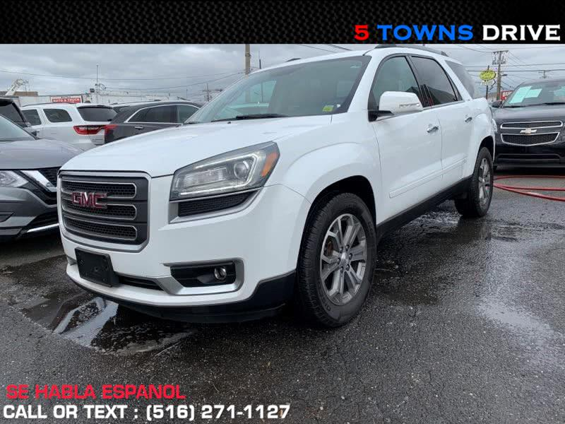 2016 GMC Acadia AWD 4dr SLT w/SLT-1, available for sale in Inwood, NY