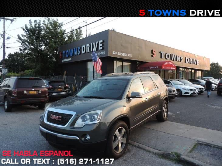 Used 2011 GMC Acadia in Inwood, New York | 5townsdrive. Inwood, New York