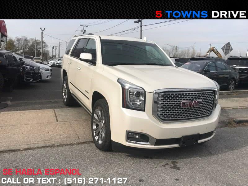 2015 GMC Yukon 4WD 4dr Denali, available for sale in Inwood, New York | 5townsdrive. Inwood, New York