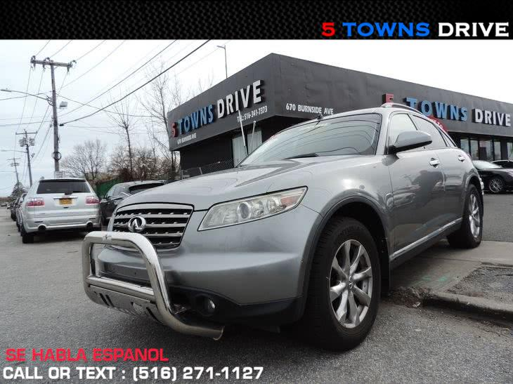 Used 2008 Infiniti FX35 in Inwood, New York | 5 Towns Drive. Inwood, New York