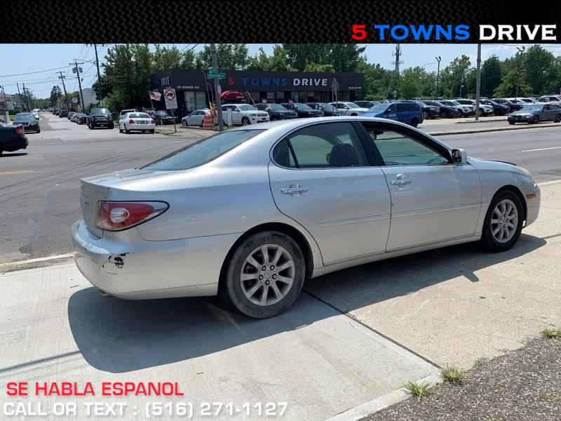 Used Lexus ES 300 4dr Sdn 2003   5 Towns Drive. Inwood, New York