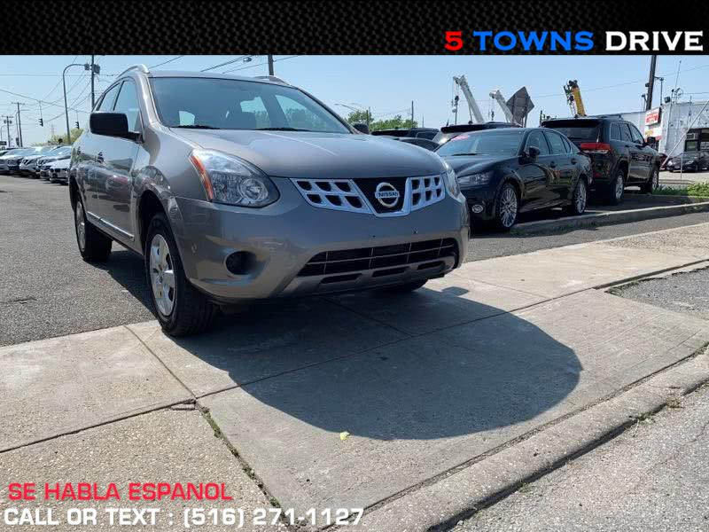 Used 2015 Nissan Rogue Select in Inwood, New York | 5townsdrive. Inwood, New York