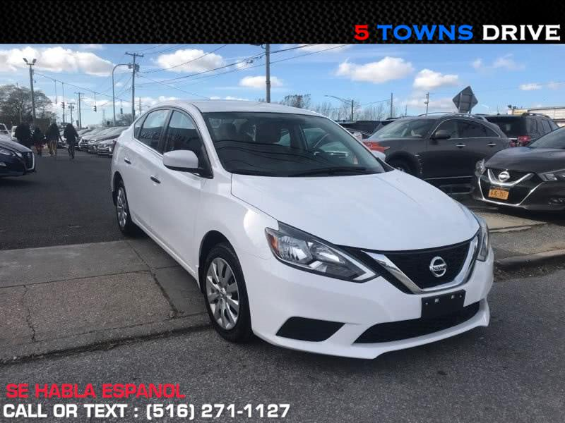 Used 2018 Nissan Sentra in Inwood, New York | 5townsdrive. Inwood, New York