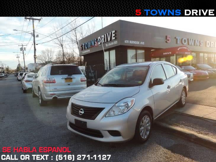 Used 2014 Nissan Versa in Inwood, New York | 5 Towns Drive. Inwood, New York