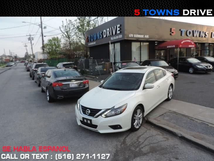 Used 2017 Nissan Altima in Inwood, New York | 5 Towns Drive. Inwood, New York