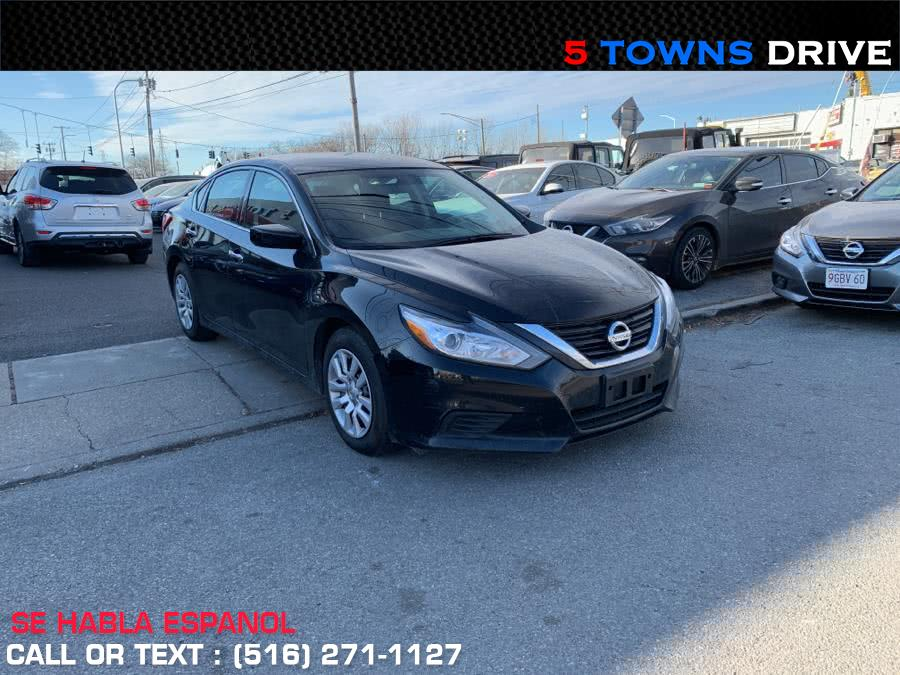 Used 2017 Nissan Altima in Inwood, New York | 5townsdrive. Inwood, New York