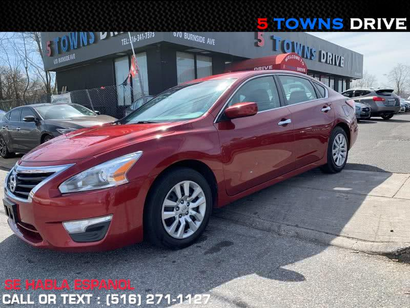Used 2015 Nissan Altima in Inwood, New York | 5 Towns Drive. Inwood, New York