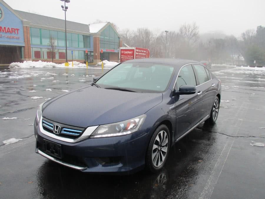 Used 2015 Honda Accord Hybrid in New Britain, Connecticut   Universal Motors LLC. New Britain, Connecticut