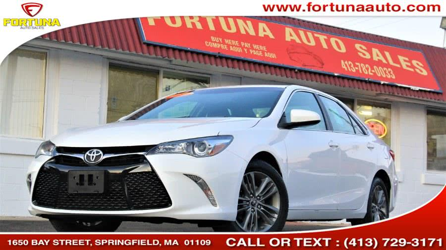 Used 2017 Toyota Camry in Springfield, Massachusetts | Fortuna Auto Sales Inc.. Springfield, Massachusetts